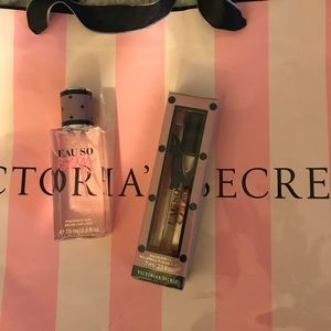 Victoria's Secret Eau So Sexy set of 2